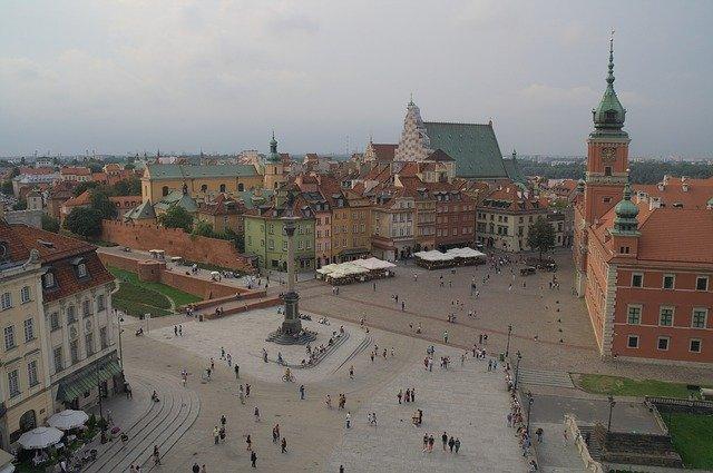 számok lengyelül Varsó