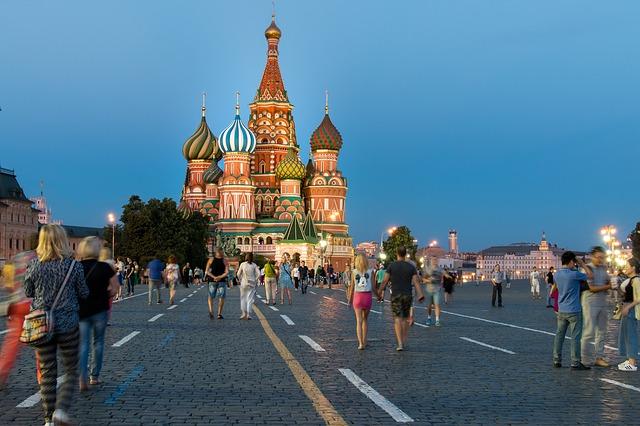 számok oroszul Moszkva