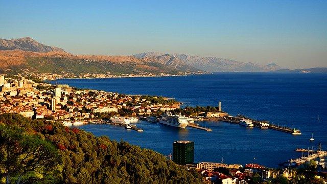 horvát többes szám Split