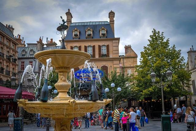 Disneyland Paris imparfait