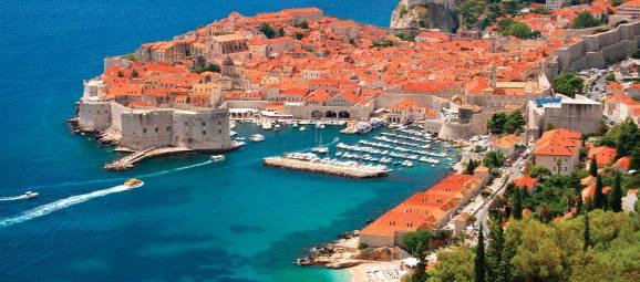 horvát nyelv, kedvcsináló - Dubrovnik nem rossz hely!