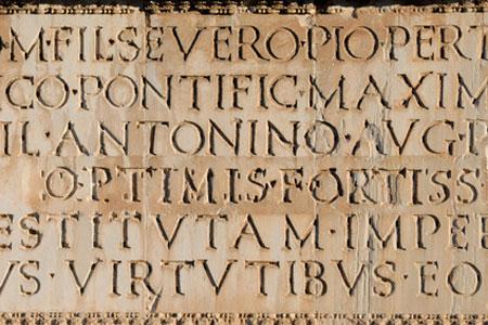 A latin jelen idő