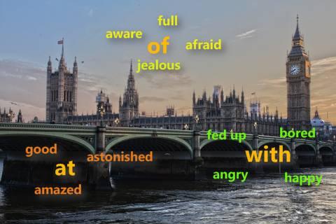 Angol melléknévvonzatok London