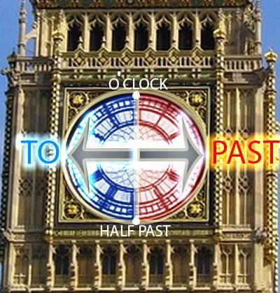 idő kifejezése az angolban Big Ben