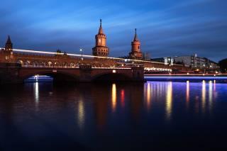 Vorgangspassiv Oberbaumbrücke Berlin német szenvedő szerkezet!