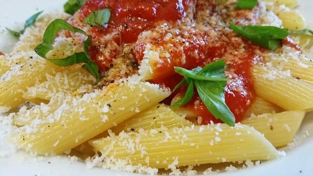 olasz participio passato tészta pasta