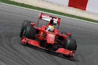 olasz Ferrari velocemente módhatározó képzése