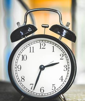 német idő Uhrzeit