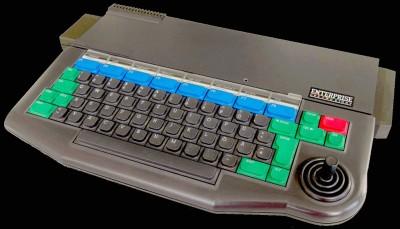 Számítógépes mondatalkotás - Enterprise 128 számítógép