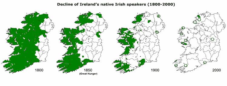 ír nyelv bevezetés 2