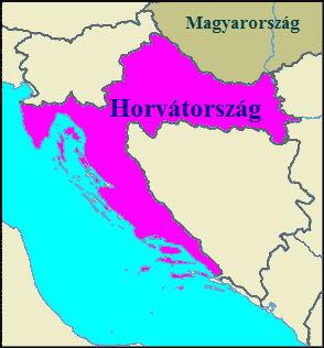 2020 ősz Horvátország
